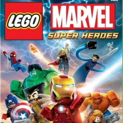 Lego Marvel Xbox 360 Game