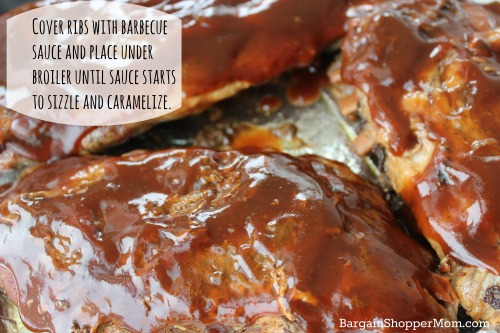 Here is a great slow cooker barbecue ribs recipe. You don't have to spend hours at the grill. You can let your crock pot do the work for you! Only 4 simple ingredients required.