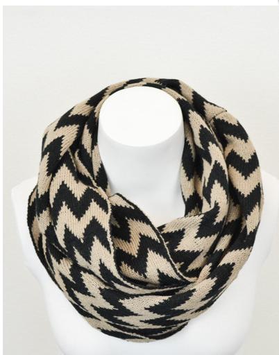 chevronknitscarf