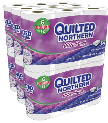 Quilted Northern Toilet Paper Sale Everyday Savvy