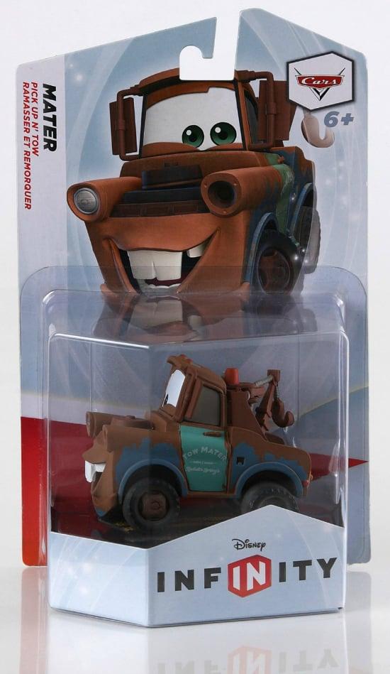 Disney Infinity Tow Mater