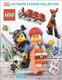 The Lego Movie Sticker Collection
