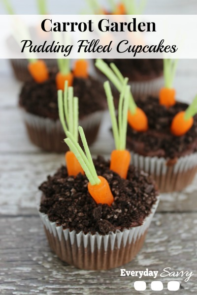 Edible Carrot Cake Decorations
