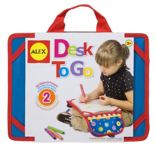 Alex Artist Studio Desk To Go