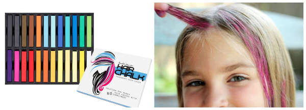 Bundle Monster Hair Chalk Gift Idea for Girls