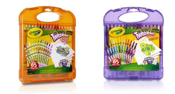 Crayola Twistables Sets Gift Ideas for Kids