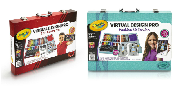 Crayola Virtual Design Pro Sets Great Gift Ideas for Kids