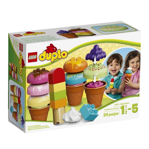 Duplo Ice Cream Treats