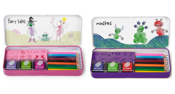 Fingerprint Art Sets
