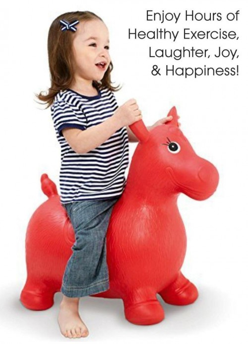 Inflatable Hopper Toddler Gift Idea