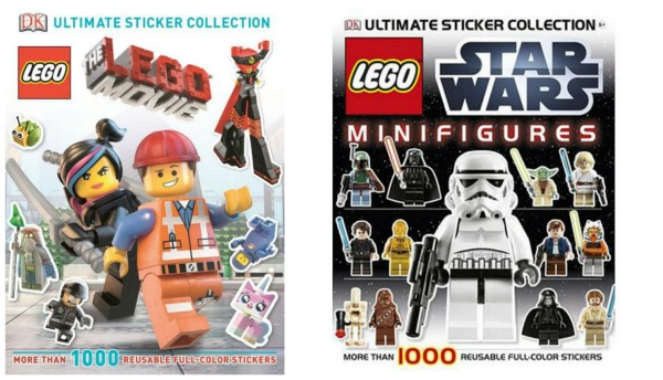 Lego Sticker Collections
