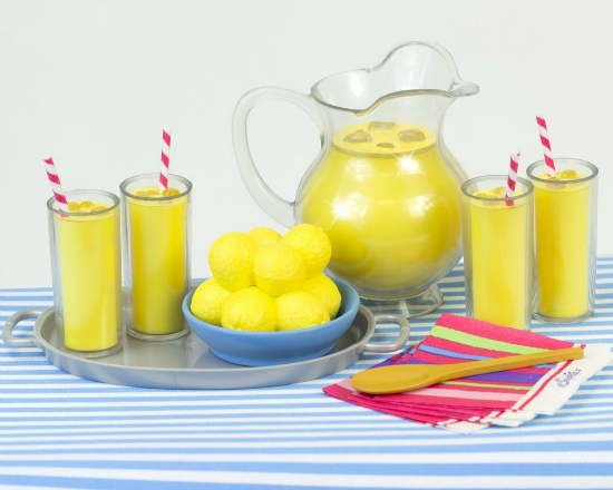 Lemonade Set for 18 Inch Dolls