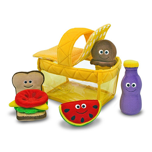 Melissa and Doug Basket Fill and Spill