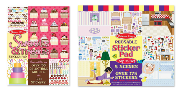 Melissa and Doug Sticker Pads