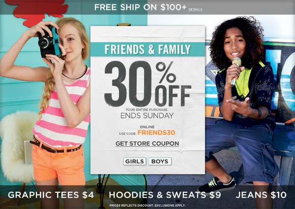 PS Aero Friends and Family Sale
