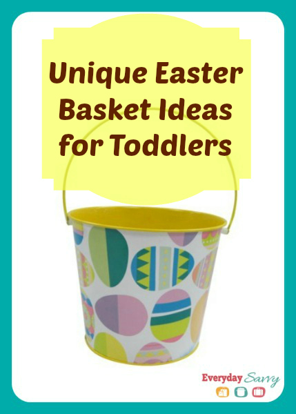 Unique Easter Basket Ideas for Toddlers