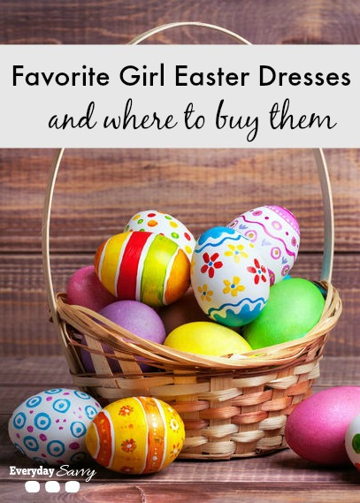 favorite little girl easter dresses