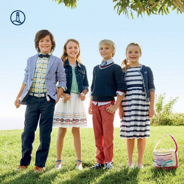 Lands End Easter Clothes for Boys