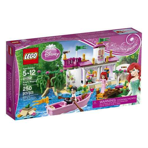 Lego Ariel's Magical Kiss