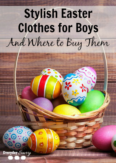 Stylish Easter Clothes for Boys and Where to Buy Them - Plaid, pastels and brights are on trend for boys Easter attire this year. Check out these stylish Easter clothes for boys. Great looks for babies, toddler boys, young boys and tween boys for Easter.