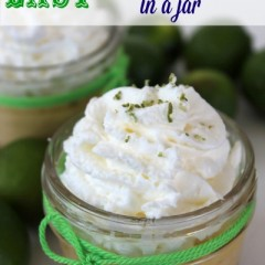 easy key lime pie jar recipe