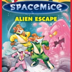 Geronimo Stilton Spacemice #1 Alien Escape