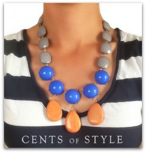 cents of style necklace