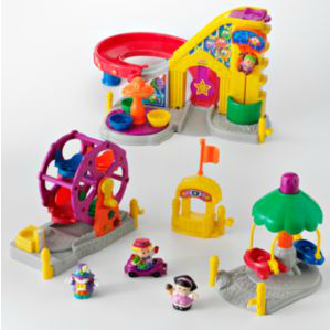 kohls little people set