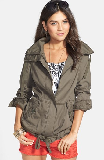 50% off military jacket