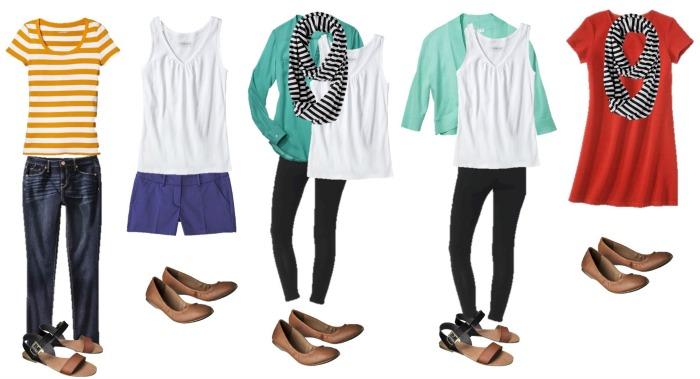 Target Women's Fashion 11-15