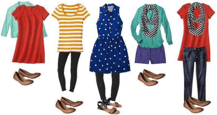 Target Women's Fashion 6-10