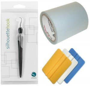 Tools for Crafting with Vinyl EverydaySavvy.com