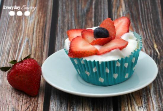 strawberryshortcakecupcake