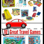 Kid Travel Games – Car Games & On Vacation