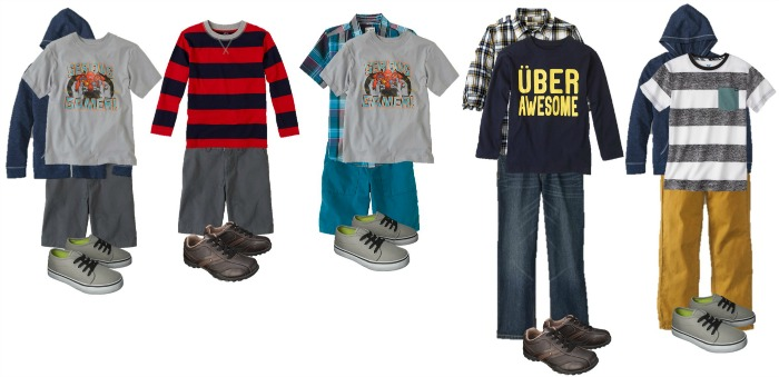 boys school clothings 11-15