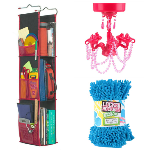 Fun Locker Accessories for Back to School