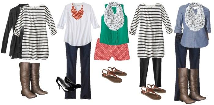 Melissa Target Fashion Board 6-10