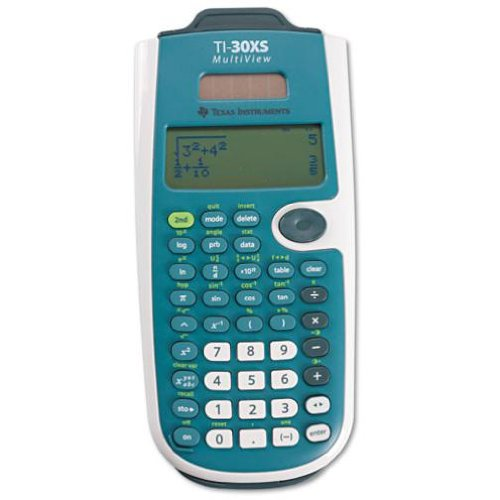 Texas Instruments Multiview Calculator
