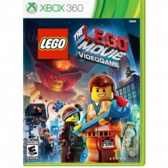 The Lego Movie Video Game Xbox 360