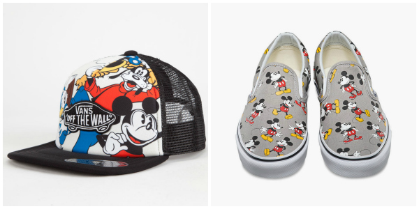 Vans Disney Collection for Kids