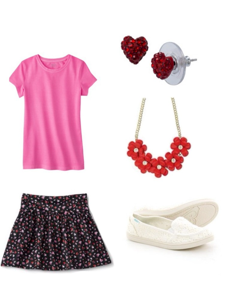 target tween girl outfit