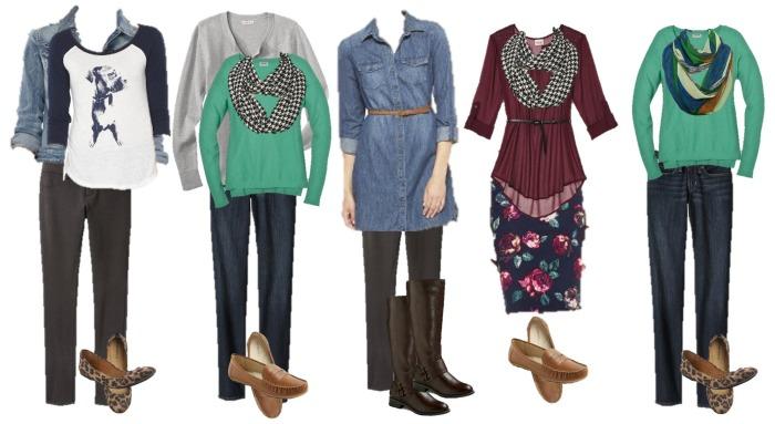 9.3 Target Fall Fashion 6-10