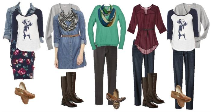 9.3 Target Fall Fashion 7-15