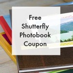 FREE 8 X 8 Hardcover Shutterfly Photo Book Coupon