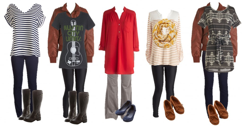 15 Mix and Match Fall Outfits From ModCloth