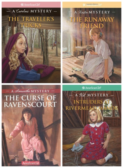 American Girl Mystery Books at Great Prices
