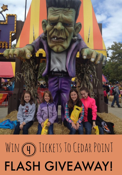 cedar point ticket giveaway