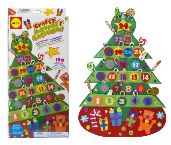 Kids Toy Advent Calendar : Fun holiday advent calendars for kids everyday savvy