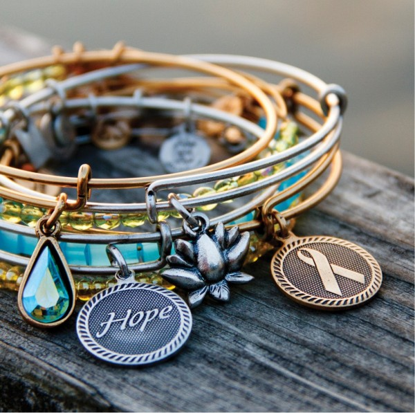 Alex and Ani Bracelets Gift Idea for Teenage Girls