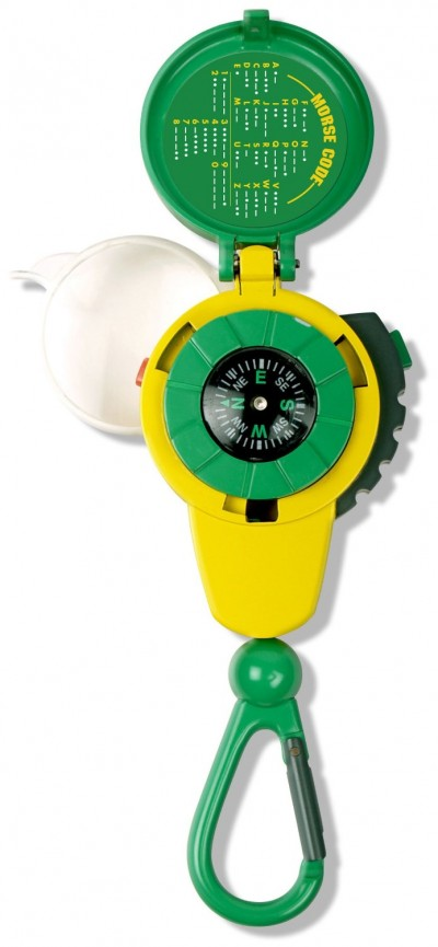 Backyard Safari Expedition 3 in 1 Compass